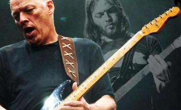 David Gilmour: Ya se oye ruido en la cerradura, abre la puerta de Argentina por primera vez.
