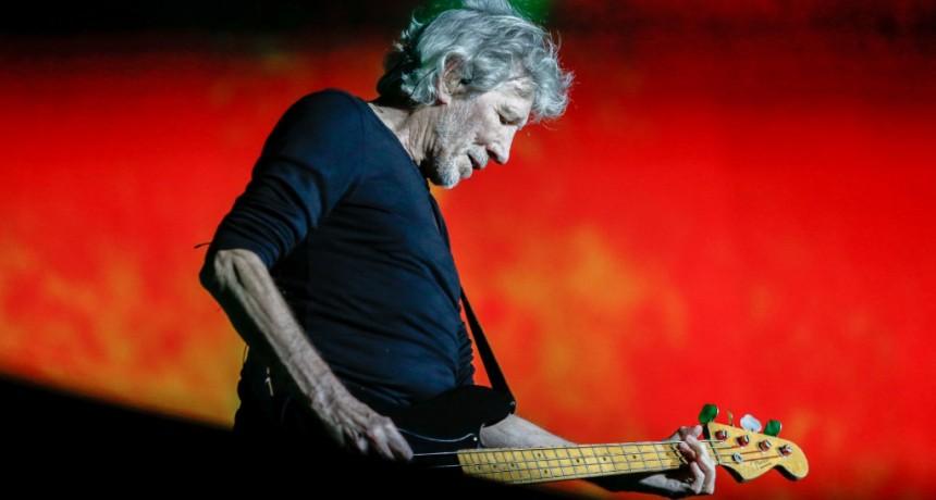 Roger Waters: Una más.