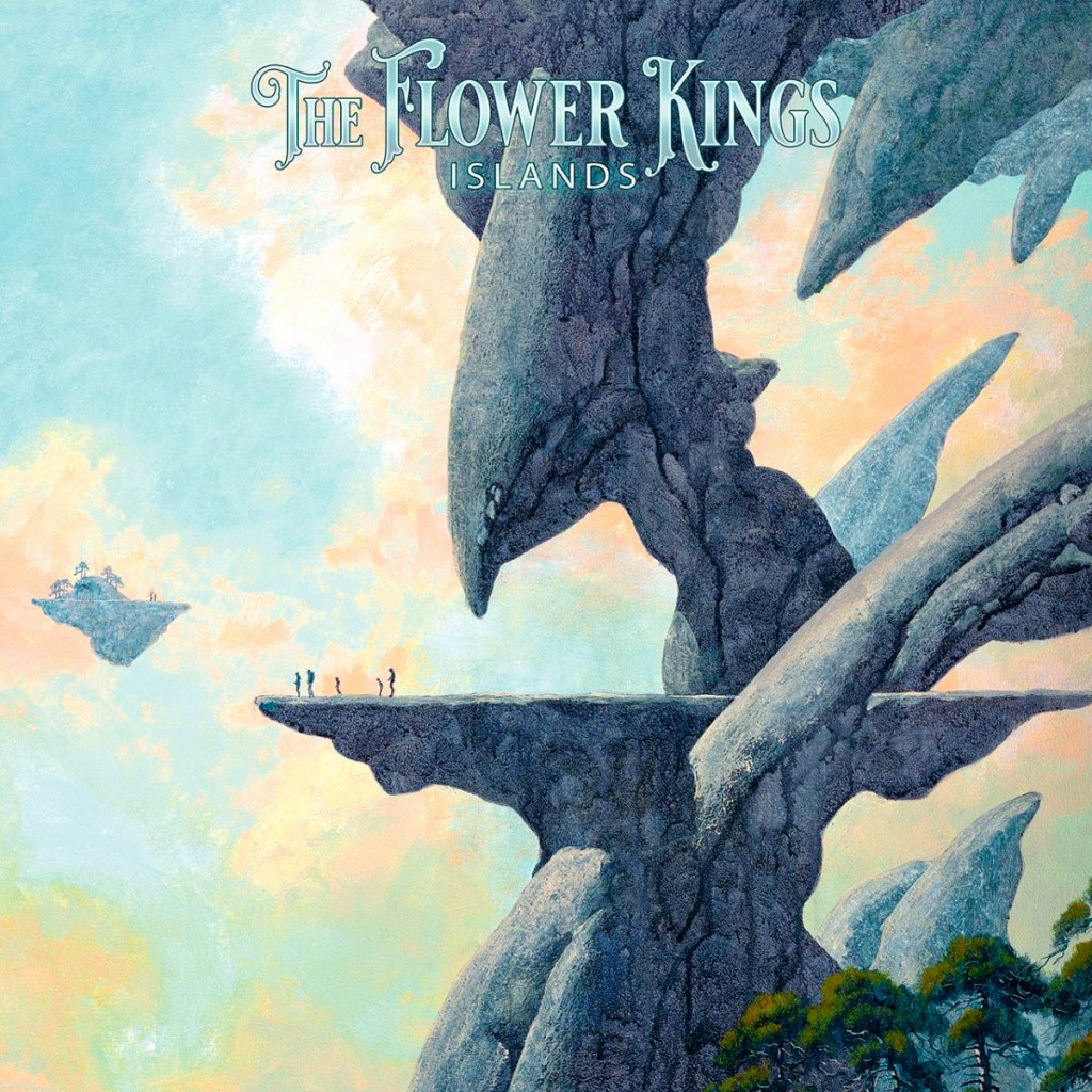 ¡No nos puede detener un virus maligno!-THE FLOWER KINGS