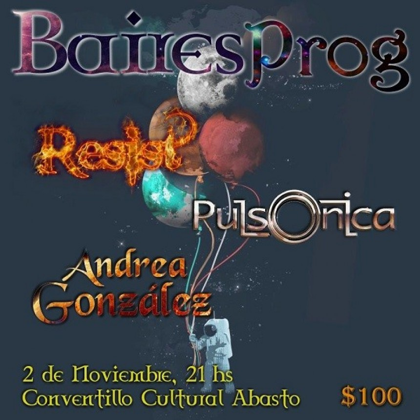 BAIRES PROG X